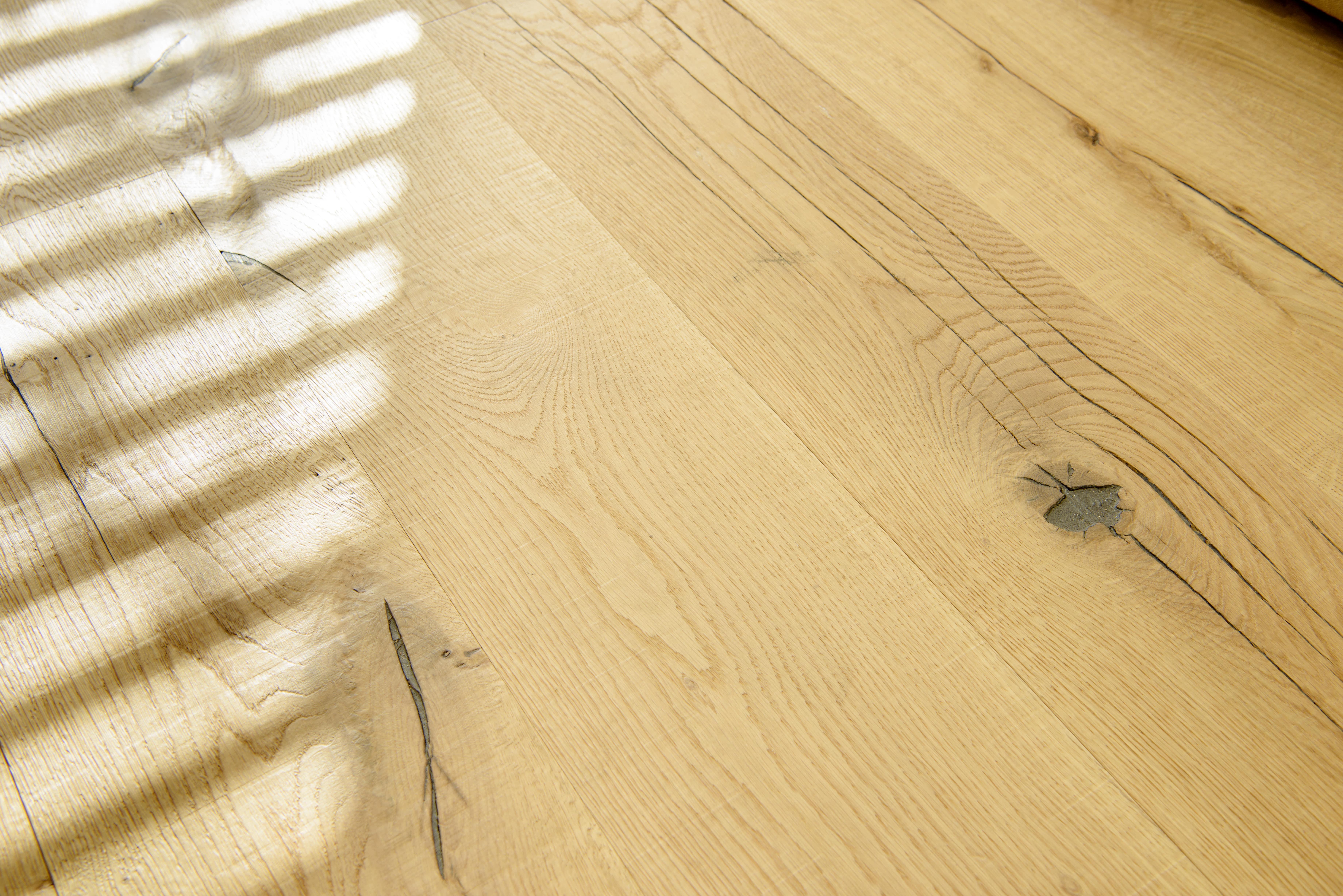 Sfeervolle verouderde vloer