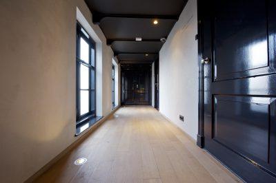 massief houten vloer licht